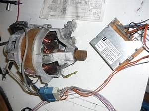 Brancher Une Machine à Laver : cablage moteur de machine laver 2 vitesses ~ Melissatoandfro.com Idées de Décoration