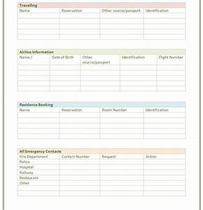 paper contact list template print paper templates With vendor contact information template