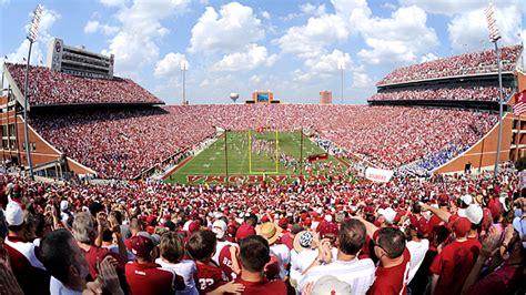 Look Oklahoma Sooners Stadium  Images