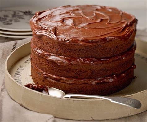 cuisine geant recette de gâteau géant au chocolat gourmand