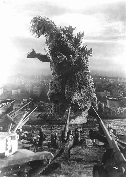 Godzilla 1954 Movies Cool