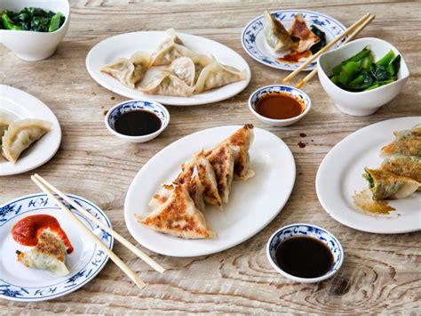 crazy mash  dumpling flavors fn dish
