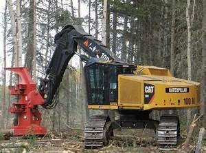 Cat Feller Buncher | Forestry Equipment | Pinterest