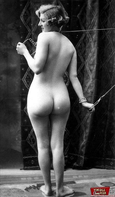 Some Real Pretty Vintage Topless Naked Girl Xxx Dessert