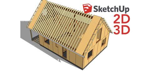 logiciel maison ossature bois formation sketchup 3d apprendre facilement 224 dessiner tous les ouvrages d un b 226 timent niveau 1