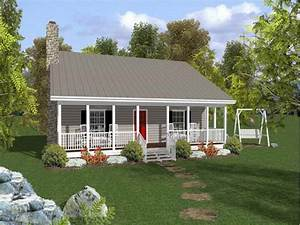 Bloombety : Cottage Small Affordable House Plans Small