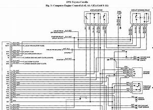 Wiring Diagram And Ecu Control Box Number