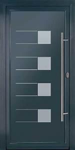 tryba portes d39entrees aluminium With porte d entree tryba prix