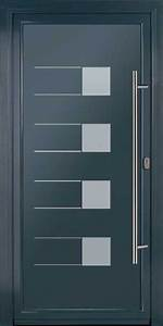tryba portes d39entrees aluminium With tryba porte d entree aluminium