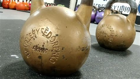 kettlebell heavy swings
