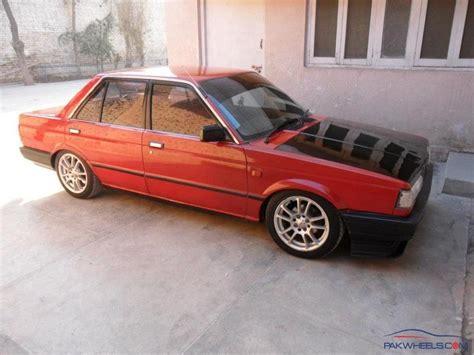 nissan sunny 1988 modified fs 1987 nissan sunny cars pakwheels forums