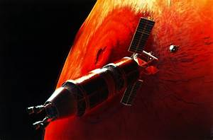 Space Tourist to Announce Daring Manned Mars Voyage for ...