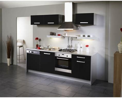 meuble de cuisine noir laqué meuble haut cuisine noir laqué cuisine idées de