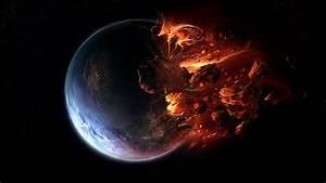 Destroyed Earth Wallpaper | www.pixshark.com - Images ...