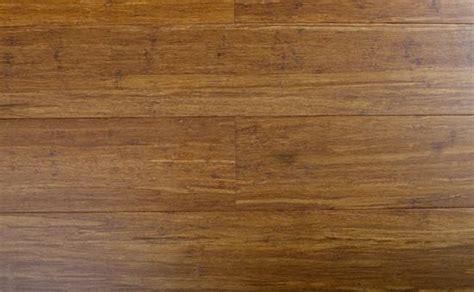 Caramel Solid Click Strand Woven Bamboo Flooring
