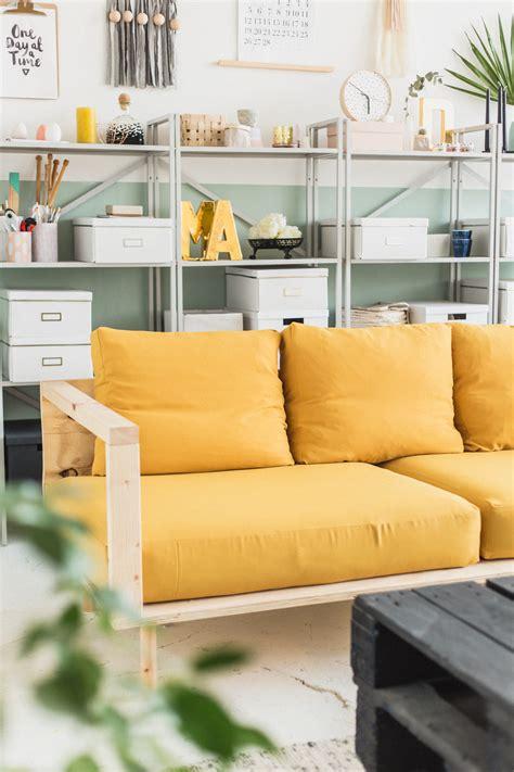 comfortable   easy diy wooden studio