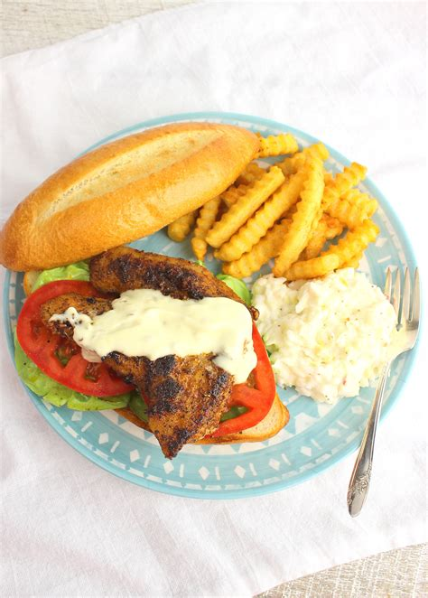 sandwich grouper blackened foodies fish friday