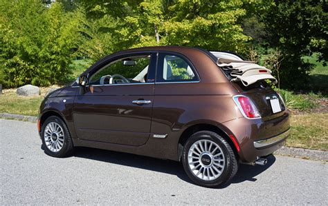 Cost Of A Fiat 500 by 2014 Fiat 500c Lounge Road Test Review Carcostcanada