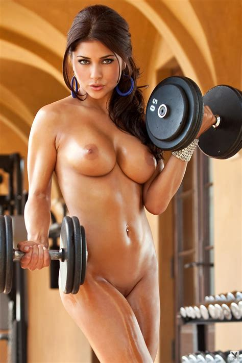 Arianny Celeste Nude Pussy And Tits She S Hot