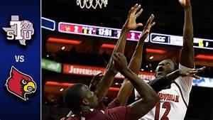 Louisville vs. Texas Southern Men's Basketball Highlights ...