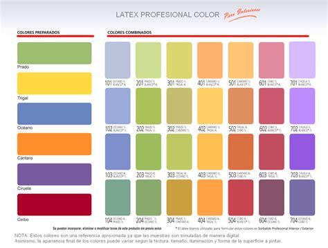tabla de colores pintura decoracion modelos pelo cabello