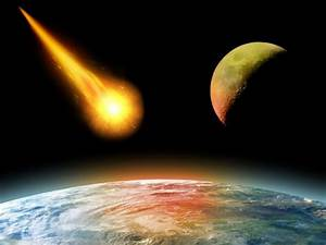 Asteroid Hitting the Earth (page 2) - Pics about space