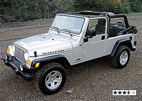 Review Jeep Wrangler Unlimited by 2006 Jeep Wrangler Unlimited Review