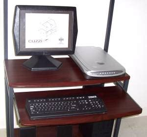 STS 7801 Computer Cart