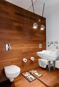 Carrelages Salle De Bain : carrelage salle de bain imitation bois 32 id es modernes ~ Melissatoandfro.com Idées de Décoration