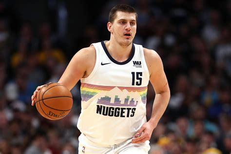 We'll figure that out as the game goes along. Nikola Jokic Suspended 1 Game for Leaving Bench During ...
