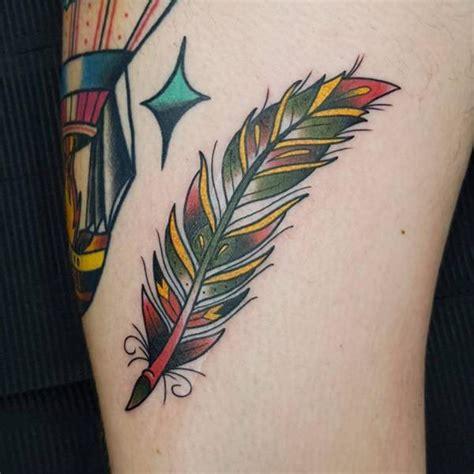 stunning feather tattoos  choose  wild tattoo art