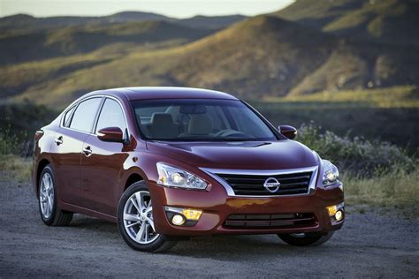 2015 Nissan Altima Review, Ratings, Specs, Prices, And