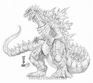 Godzilla 2016 Concept Sketch by KaijuSamurai on DeviantArt