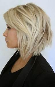 Coiffure Femme Mi Long : coupe de cheveux mi long femme 2018 ~ Melissatoandfro.com Idées de Décoration