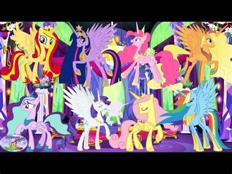 pony mane  sunset shimmer transforms