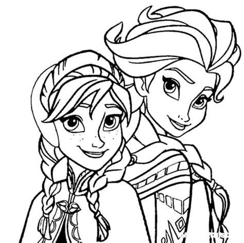 Kleurplaat Elsa Verjaardag by Frozen En Elsa Kleurplaten Animaatjes Nl