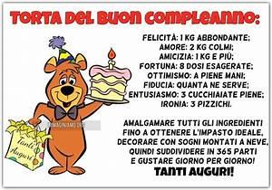 Frasi Ingredienti Torta Di Buon Compleanno
