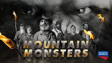 mountain monsters season  cancelled