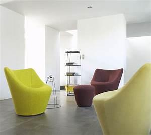 Ligne Roset Bettsofa : anda armchairs from designer pierre paulin ligne roset official site ~ Markanthonyermac.com Haus und Dekorationen