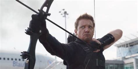 Jeremy Renner Open Hawkeye Netflix Show Business
