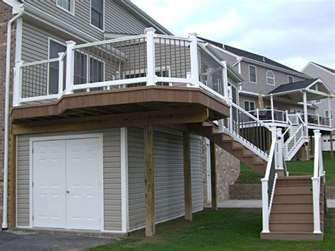 deck storage shed shed deck we need to d normoe the backyard