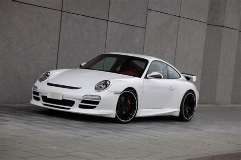 Techart Tuning Package For Porsche 911 Carrera S And 4s