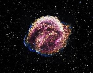 NASA - Was Kepler's Supernova Unusually Powerful?