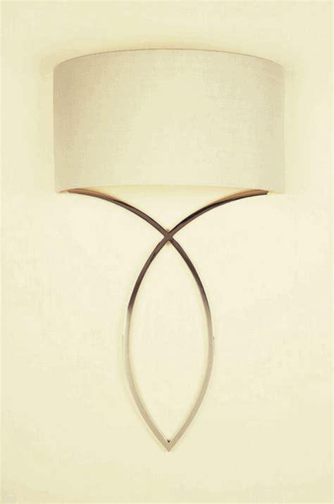 Nicolas Brass Wall Light