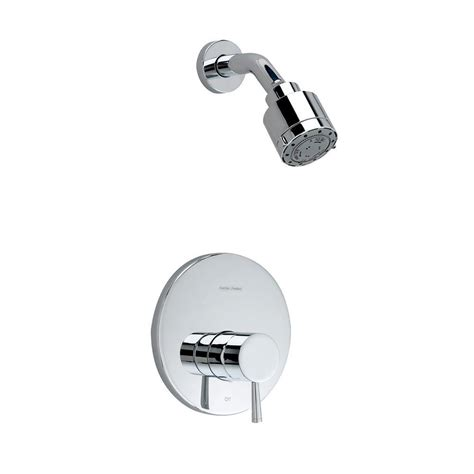 American Standard Shower Valve by American Standard Serin 1 Handle Shower Faucet Trim Kit In