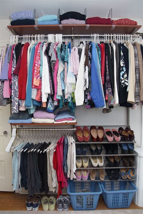 Hometalk   Organizing the Master Closet   6 Simple
