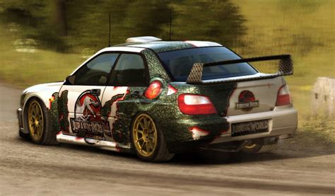 subaru impreza wrc jurassic xylo racedepartment latest
