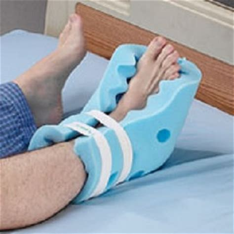 Heel Protectors For Bed Sores by Pressure Relief Cushions Pads Decubitus Ulcer Foam