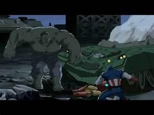 Avengers vs Hulk (latino) - YouTube