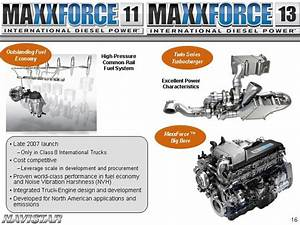 The Maxxforce Tm  Big Bore Advantagekey Advantagesbetter